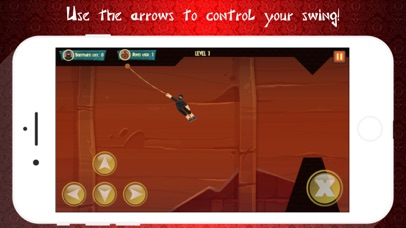 Ultimate Ninja Swing screenshot one