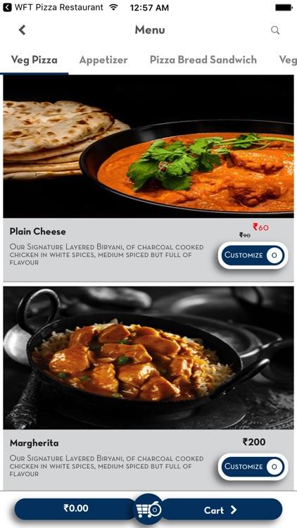 WFT Pizza Restaurant screenshot-3