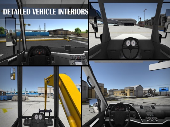 Скачать Drive Sim-ulator 3D 2016
