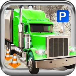 Special City Truck Parking 3D