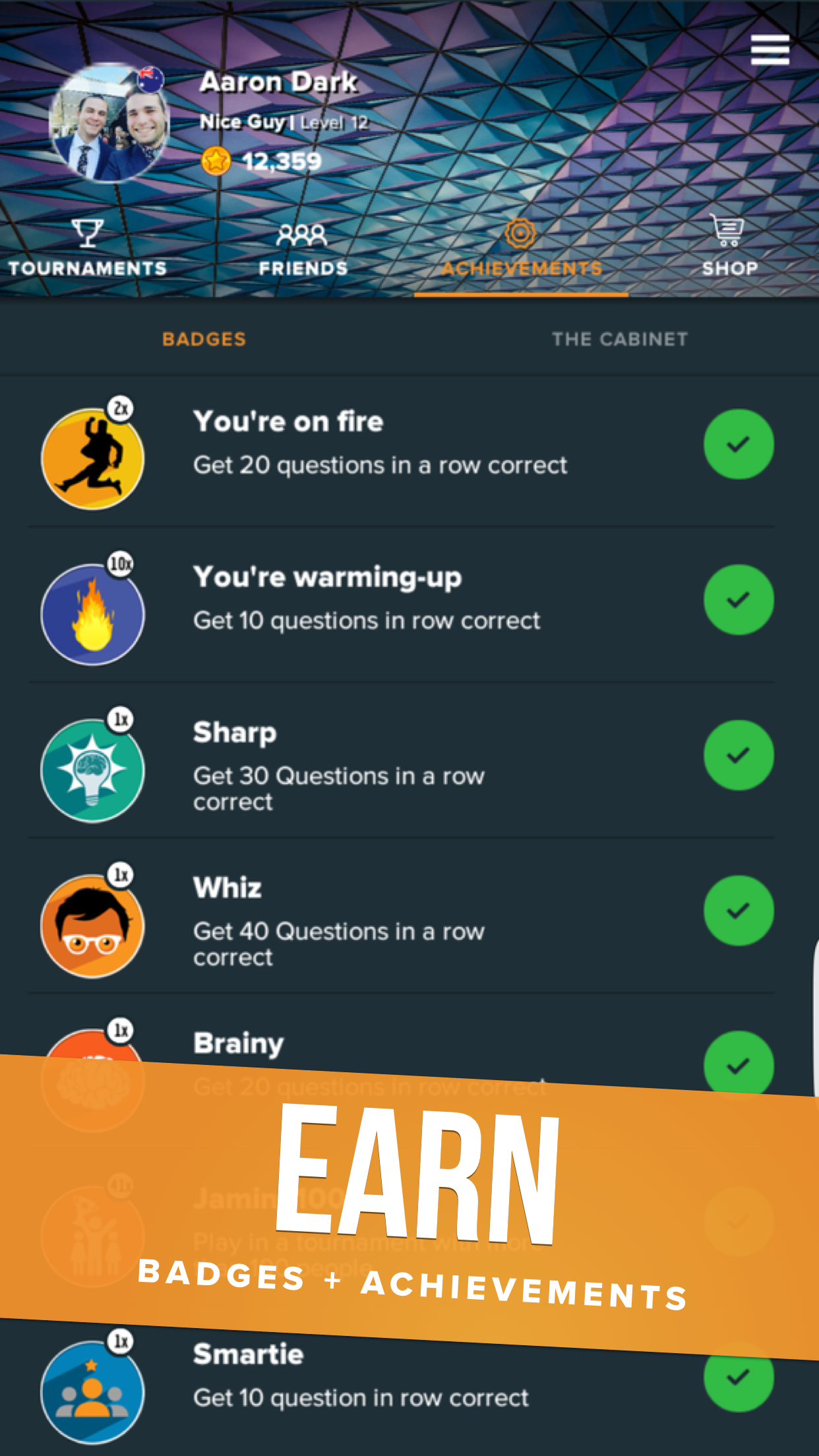 QuizJam™ Screenshot