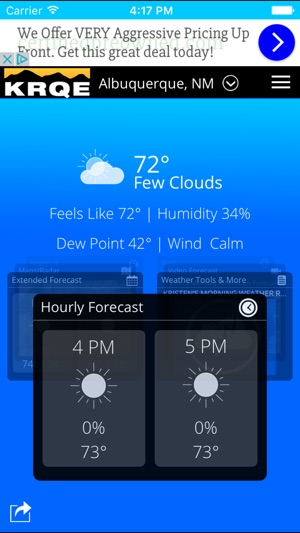 KRQE Weather Albuquerque on the App Store