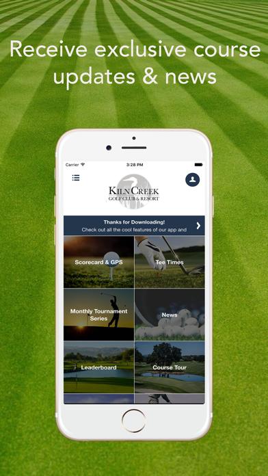 Kiln Creek Golf Club & Resort screenshot 2