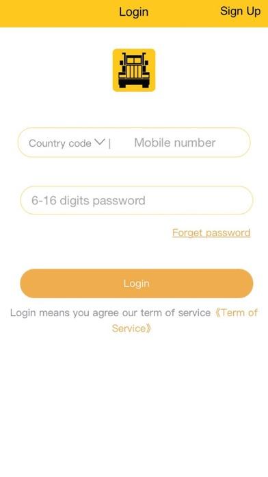 Linktrucks Screenshot