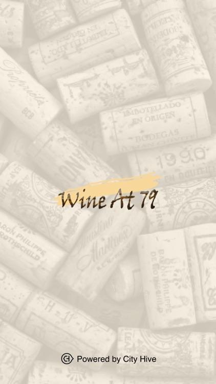 Wine At 79