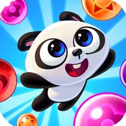 泡泡弹珠小熊猫-Shooting candy game