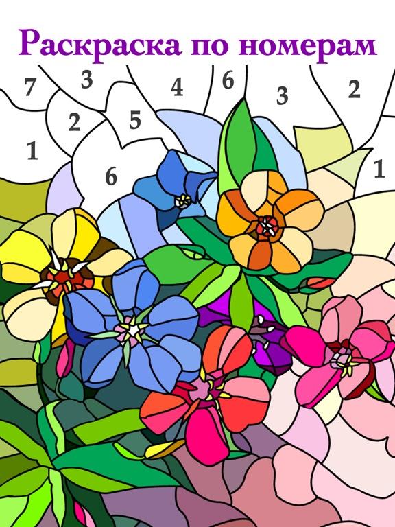 Happy Color – игра раскраска на iPad