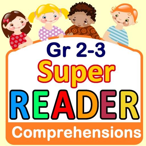 Super Reader - Grade 2 & 3