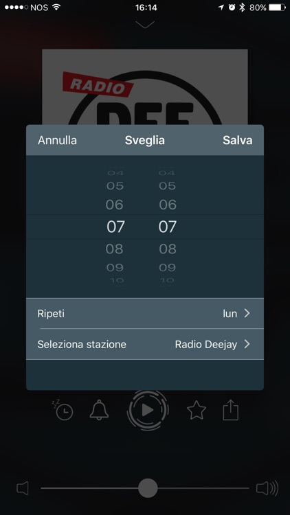 Radio FM Italia Online - Internet Streaming screenshot-3