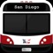 Transit Tracker – San Diego is the only app you'll need to get around on the San Diego MetropolitanTransit System (MTS) in the greater San Diego area