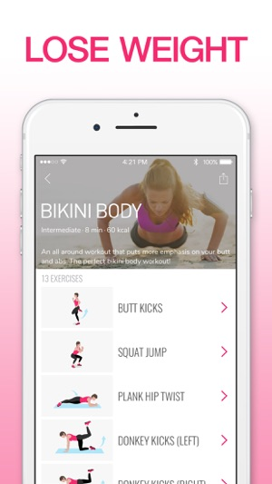 Workout for Women: Fitness App on the App Store