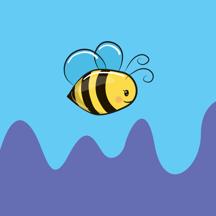 经典好玩:Fly bee