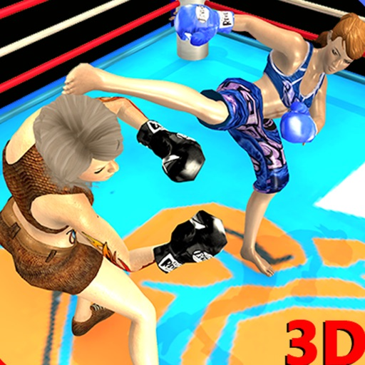 Real Women Boxing Mayhem iOS App