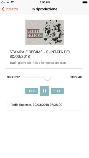 App store radio radicale for Radio radicale in diretta