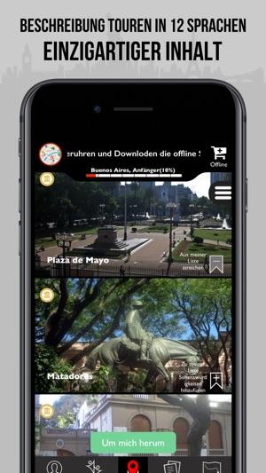 Buenos Aires Reiseführer & Offline-Karte Screenshot