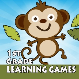Fun Math & Reading Learning Games for Kids Age 6-8