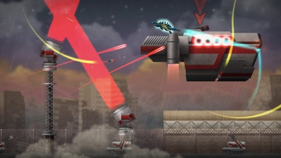 Screenshot from The Lost Sky