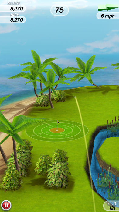 Flick Golf!のおすすめ画像1