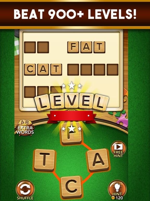 Word Collect: Word Puzzle Game screenshot 7