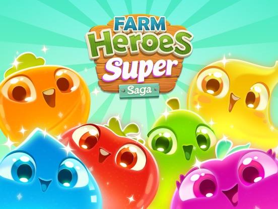Игра Farm Heroes Super Saga