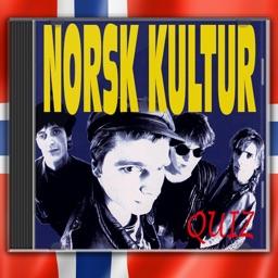 Norsk Kultur Quiz:  Film, bok og musikk trivia