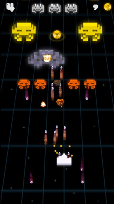 Screenshot 4 ENDLESS INVADERS