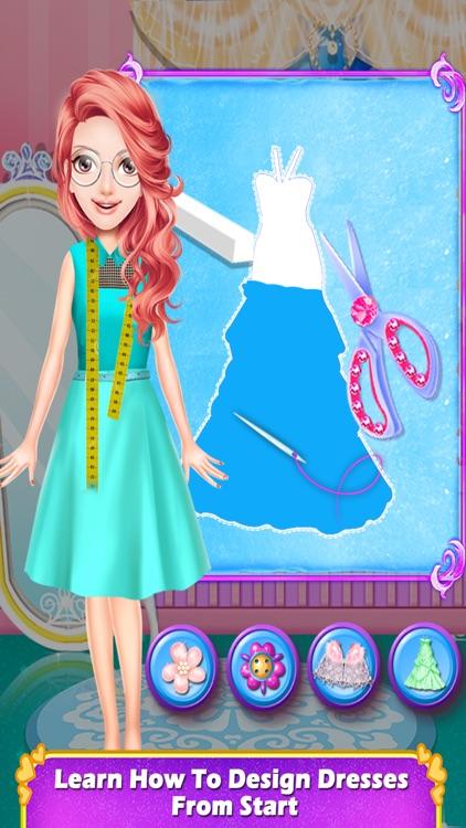Fashion Designer Dressmaking screenshot-4