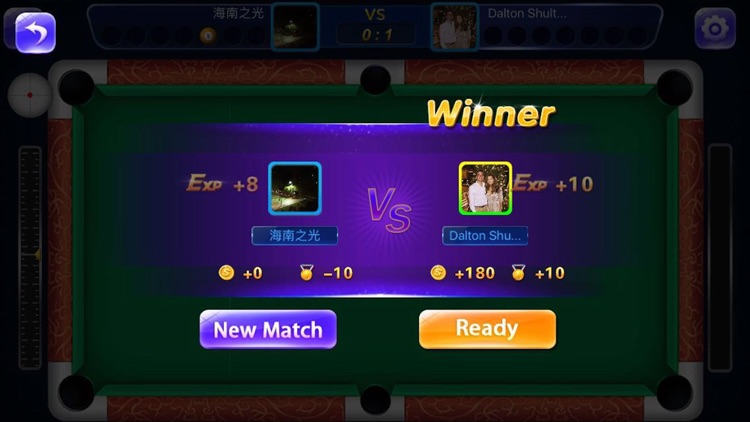 8 Ball Pro - Pool Billiards screenshot-4