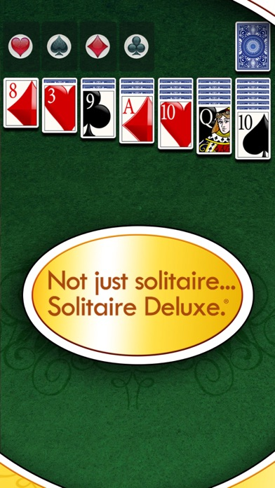 Screenshot for Solitaire Deluxe® 2: Card Game in India App Store