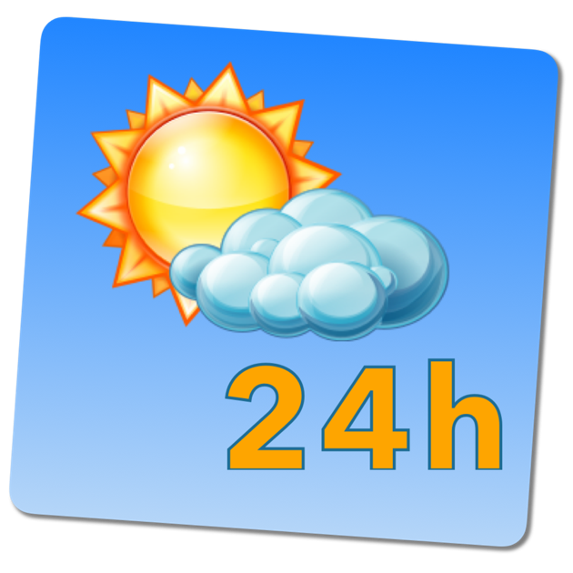 ‎Weather 24 Bar - Forecast 5 on the Mac App Store