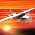 飛行機の飛行パイロットシム2018 icon