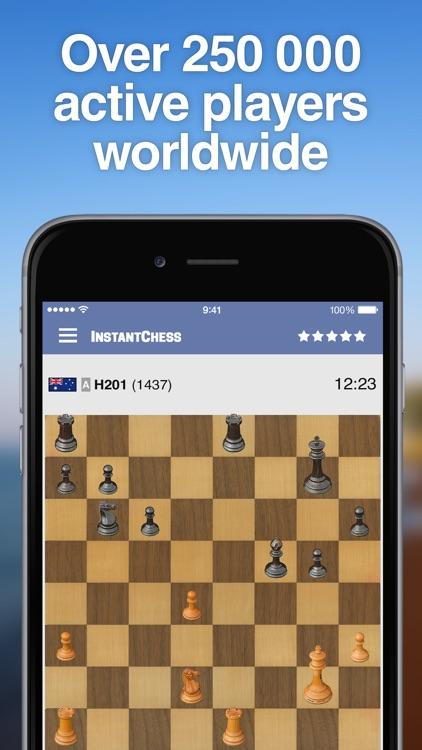 Instant Chess