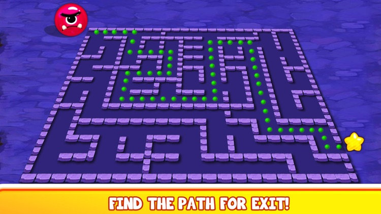 Kids Maze : Educational Puzzle