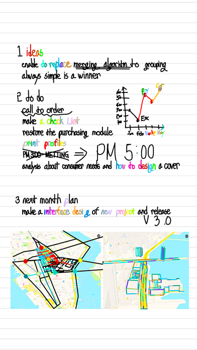 Plus Note Taking - Notepad