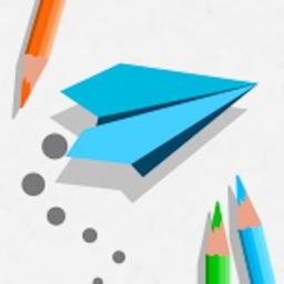Paper Plane vs Doodles