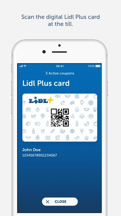 Lidl Plus screenshot-3