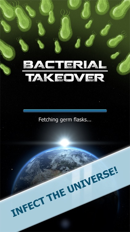 Bacterial Takeover - idle game screenshot-0