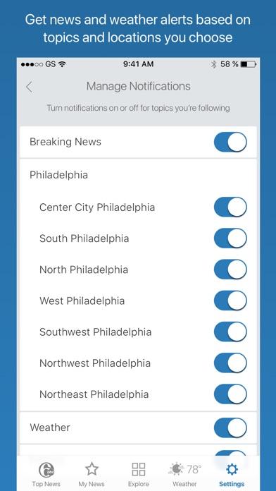 6ABC Philadelphia iPhone