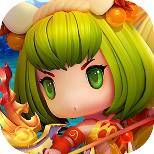 萌仙幻想-首款Q版仙境神话即时战斗手游