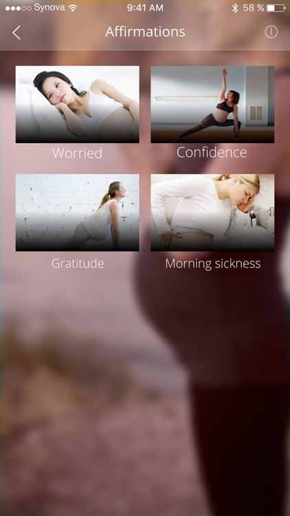 Well-Being for Pregnancy screenshot-3