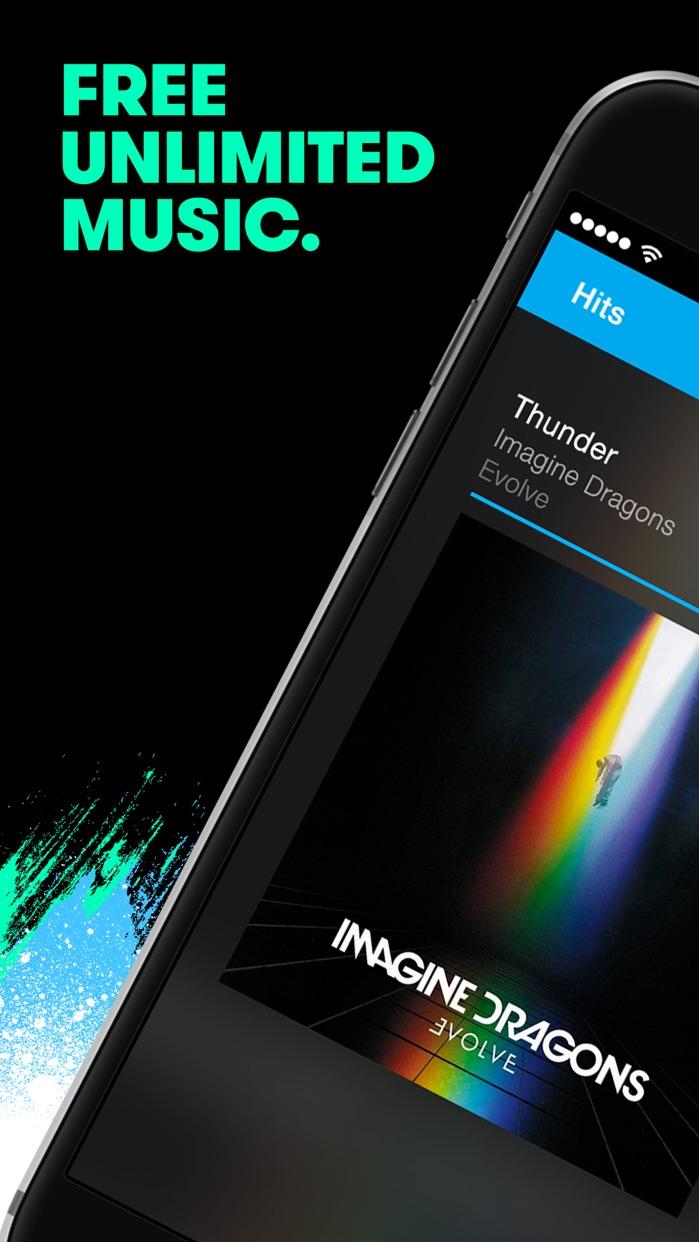 Stingray Music Screenshot