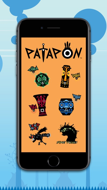 Patapon™ Stickers