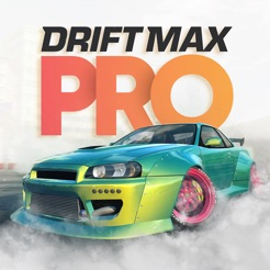 Drift Max Pro - Drifting Game 12+