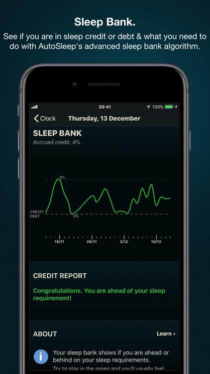AutoSleep Tracker for Watch screenshot-6