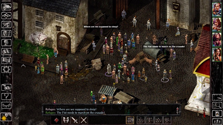 Siege of Dragonspear screenshot-3