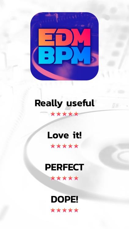 EDM BPM - BPM Counter screenshot-5