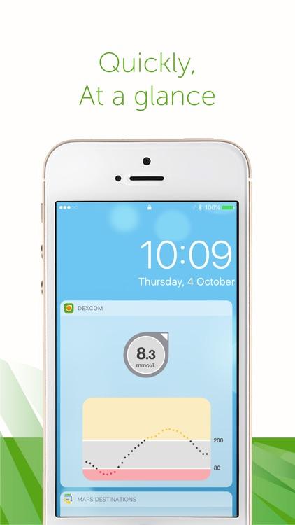 Dexcom G5 Mobile mmol/L DXCM1 screenshot-3