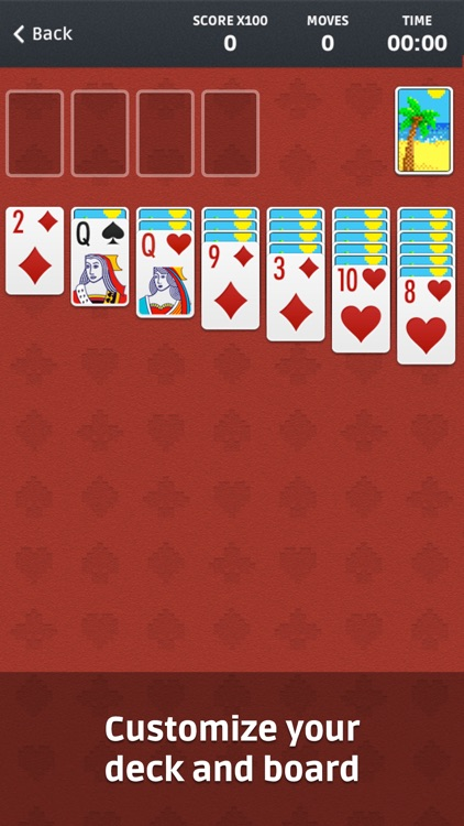 Solitaire ∘ screenshot-1