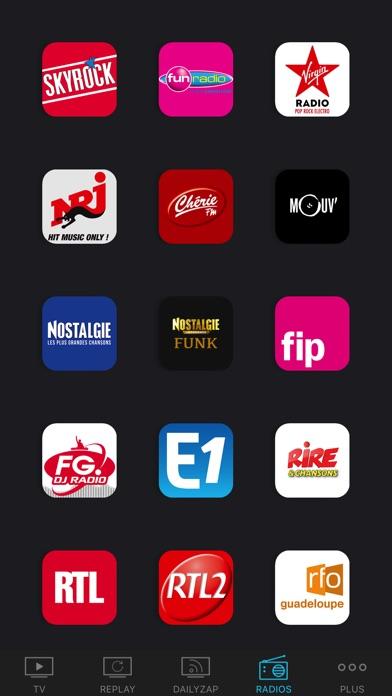 download TV en direct, Replay, Guide TV apps 2