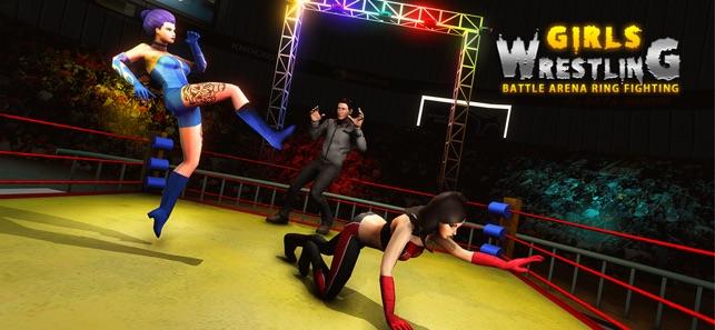 Girl Wrestling Superstar War On The App Store